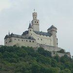 Marksburg Castle from Braubach