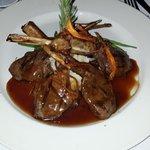 Lamb Chops Entree