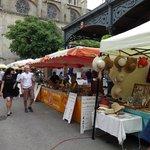 Mirepoix market