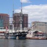 le port de Baltimore