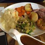 roast lamb, mmmmm