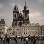 Потрясающая Староместская площадь