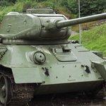 Tank at Klodzko