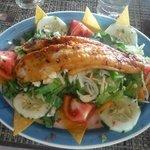 Fresh fish Salad :)