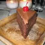 Rum chocolate cake :)