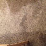Nasty floor stains