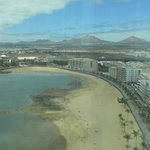 Is that Mordor in the distance? No its Lanzarote