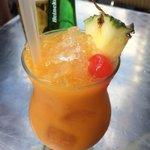 Umbongo Rum Cocktail 🍹