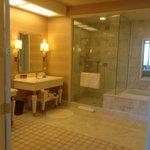 parlor suite bathroom