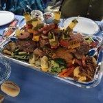 """ecco il piatto """"re della tavola"""": piatto dell'armentarola"""""""
