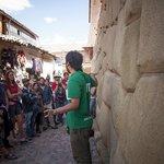 Free Tour Cuzco. Sonsoles Lozano