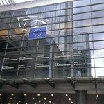 O símbolo da União Européia.
