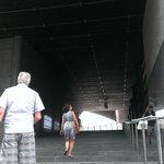 Escadaria monumental.