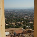 View from the top of Monreale Norman Cathedral