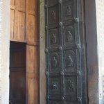 Bronze door of Monreale Norman Cathedral