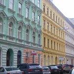 Landstraße district