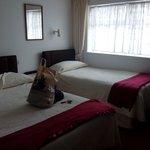 Habitación con dos camas / twin room