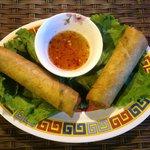 crispy Vietnamese spring rolls/egg rolls (Special)