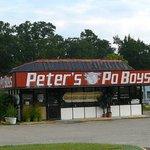 Peter's Po-Boy - Hattiesburg