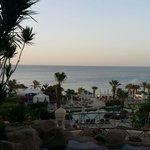 Sunrise at Hyatt Regency Sharm El Sheikh