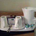 HIX Milton Keynes - Tea/Coffee