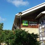 HIX Milton Keynes - External view