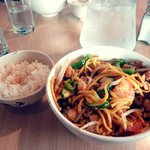 Bol légumes+riz