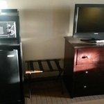Tv frigorifero e micro onde