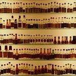 Sala Esposizione bottiglie