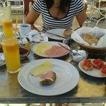 colazione all'Irinoula