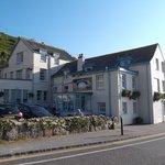The Old Success Inn at Sennen Cove