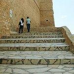 Kasbah of Hammamet: Tunisia: scalinata interna