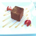Chocolate box - best dessert ever tasted.