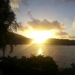 Sunrise 2nd day on the Island Rm 114