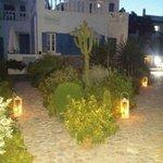 Ocenais bay giardino la sera