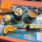Un bon café gourmand histoire de bien terminer son repas !