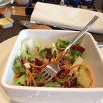 Vegetarian Salad for breakfast
