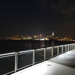 NYC from Pier C Park