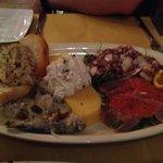 Venetian special fish dish