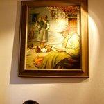 Kunst im Eingangsbereich