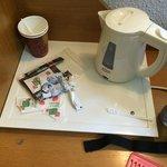 the tea/coffee set