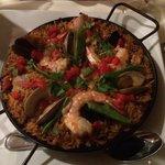 Delicious Paella Alcantina !