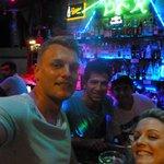 Bar #selfie