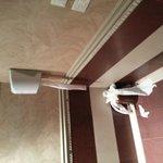 مستوى نظافه الحمام الرئيسى بالريسييبشن الخاص بفندق كورال هليز بمرسى علم