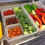 legumes du marché