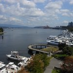 View of Coal Harbour