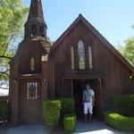 very lovely church