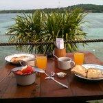 breakfast (extra tax)