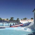 Roller Coaster at Aquashow Water Park ��