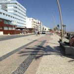 Quarteira Promenade ��